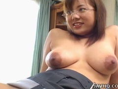 Busty japanese babe fucked at home uncensored movies at find-best-videos.com