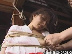 Japanese bondage video rope and tied movies at adipics.com