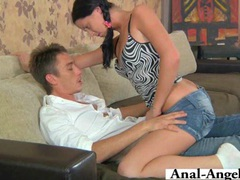 Jana loves getting her ass banged! movies at kilotop.com