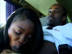 Black girl reality porn turns into anal fuck videos