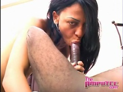 Amputated guy fucks skinny latina movies at find-best-mature.com