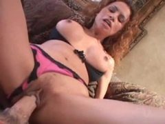 Hot body in lingerie looks great riding dick movies at lingerie-mania.com