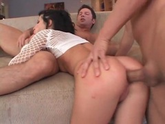 Rebeca linares anal sex in high heels videos