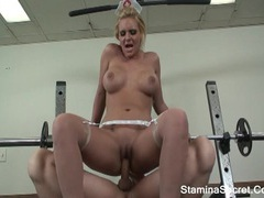 Hot redheaded milf fucked hard and got a facial cum movies at sgirls.net