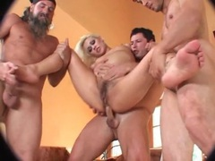 Hairy young blonde slut laid in the asshole movies at sgirls.net