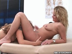 Pussy eaten on an exam table movies at sgirls.net