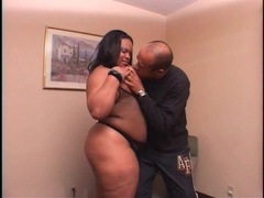 Black bbw sucks a dick in a hotel room movies at sgirls.net