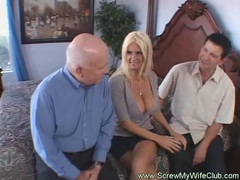 Blondy wife creampie drips movies at sgirls.net