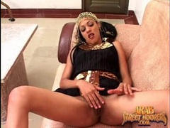 Arab chick in black dress sucks his dick movies at find-best-panties.com