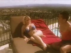 Lesbian double dildo penetration outdoors videos