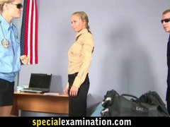 Teen babe visits a doctor videos