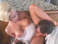 Busty blonde stripped of corset and ass fucked movies at lingerie-mania.com