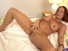 Stepmom gives you jerk off instructions and talks dirty videos