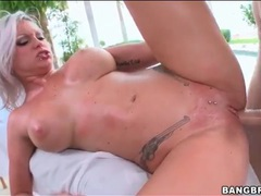 Cocksucker on massage table fucked in pussy movies at kilopics.net