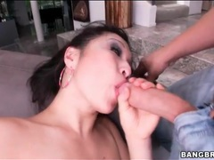 Happy asian with huge tits sucks a dick tubes at chinese.sgirls.net