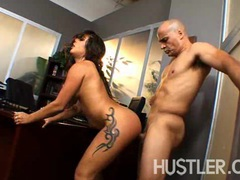 Jynx maze is a hot latina who takes a hard anal pounding! videos
