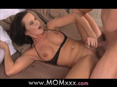 Mom busty milf takes his length videos