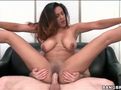 Flexible amateur with shaved pussy rides dick movies at reflexxx.net