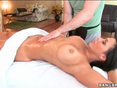 Rachel starr sensual oil massage videos