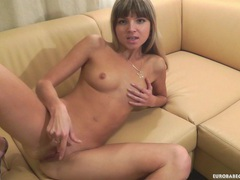 Petite russian teeny sucks a big cock! movies at find-best-hardcore.com