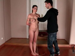 Naked busty girl tied up movies at sgirls.net