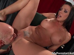 Amazing busty hottie rachel starr gets moist cunt wrecked by horny johnny sins tubes