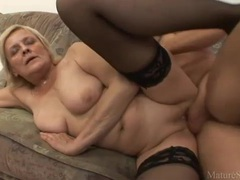 Granny foreplay and shaved pussy hardcore videos