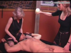 Hot wax dripped over bound submissive videos