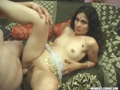 Indian milf laid sensually by his cock movies at kilopills.com