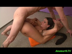 Flexible gymnast gets fucked videos