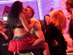 Chicks all wet fooling around in club movies at sgirls.net