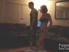 Couple plays video games and she gets naked movies at kilopics.net