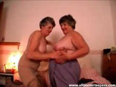 Mature lesbians bring out the toys for sex videos