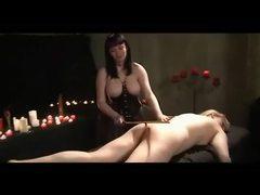 Rituals of lesbian bondag videos