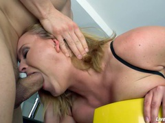 Livegonzo krissy lynn hardcore busty blonde movies at find-best-mature.com