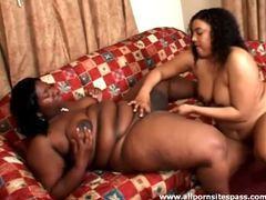 Dildo banging black bbw lesbians movies at adspics.com