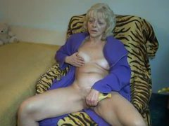 Masturbating granny fondles her titties movies at find-best-videos.com