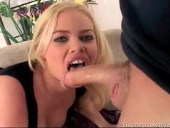 Big lips chick with curves sucks on big cock movies at freekilomovies.com