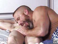 Horny stepdad drills his naughty stepson movies at kilotop.com