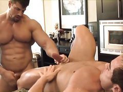 Muscle hot fucking guys videos