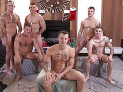 Activeduty all hunks bareback orgy! movies at find-best-babes.com