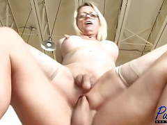 Busty blonde milf jenna ranee gets barebacked movies at find-best-tits.com
