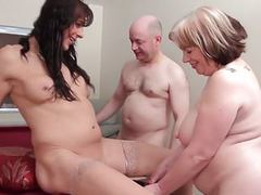 Bi threesome part 3 videos