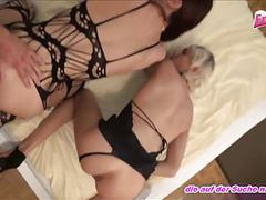 German shemale threesome - mtt - big cock tranny anal movies at find-best-panties.com