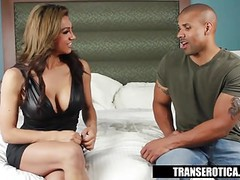 Trans erotica - jessy dubia takes the black dick movies at find-best-hardcore.com