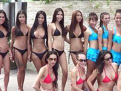 Travel to meet some gorgeous ladyboys 14 videos