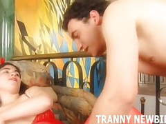 I give you permission to fuck my tranny girlfriend movies at find-best-mature.com