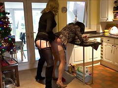 Alison and zara - anal action - real life crossdressers movies