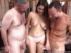 Wife shares a cock with her husband and makes him eat cum movies at freekiloclips.com
