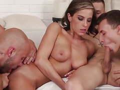 Bi orgy videos